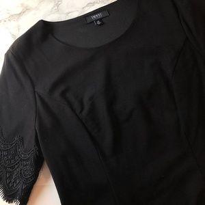 NWT IM NYC Isaac Mizrahi Black Dress